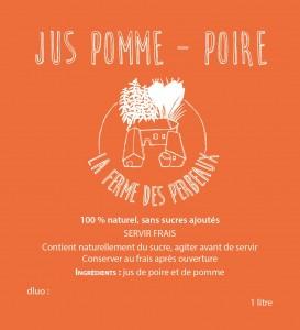 JusPOMME-POIRE